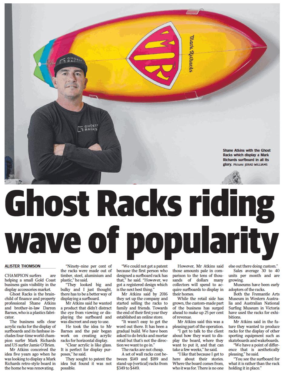 Ghost Racks