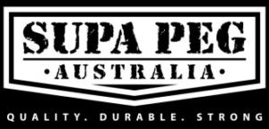Logo Supa Peg Australia